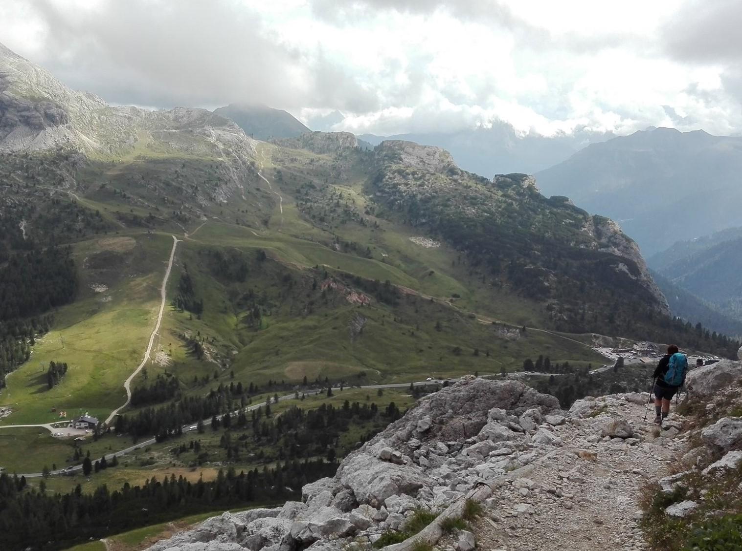 Amo la montagna